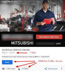 gmb post service
